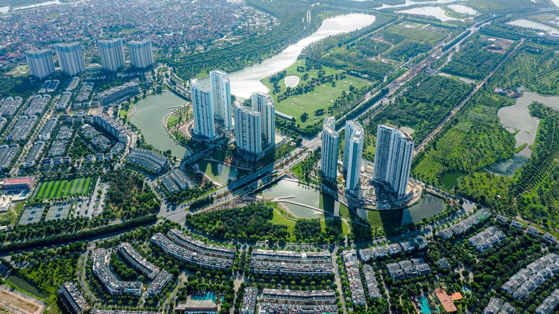 Ecopark lọt top 3 chủ đầu tư bất động sản uy tín nhất năm 2020 - Ảnh 1.