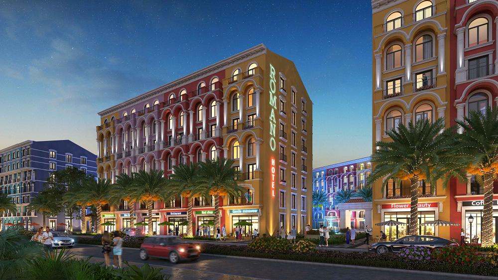 """Phu Quoc Marina Square – mô hình boutique hotel hấp dẫn của """"đảo ngọc"""" Phú Quốc - Ảnh 1."""