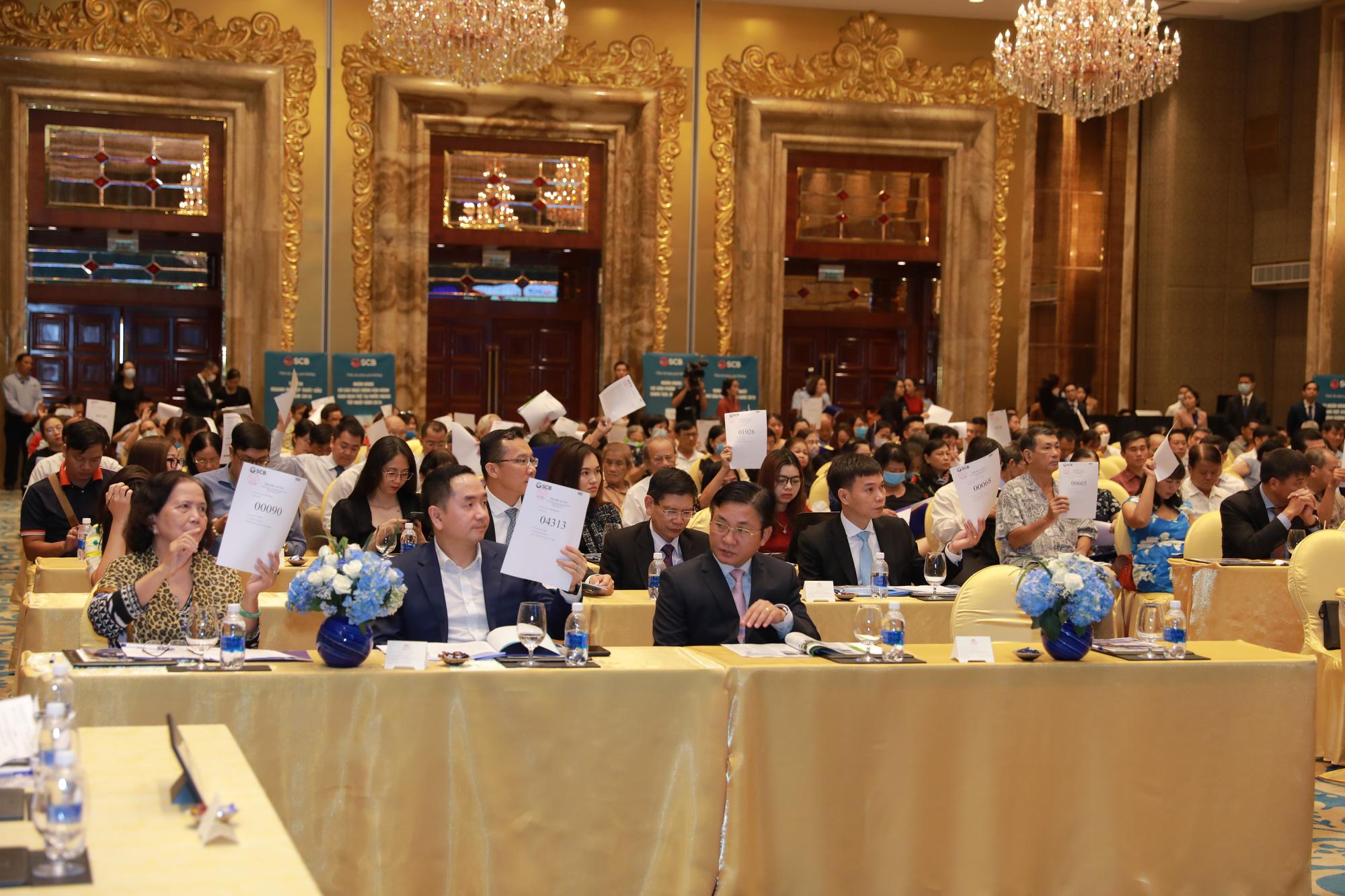 SCB tổ chức thành công Đại hội đồng cổ đông thường niên năm 2019 - Ảnh 1.