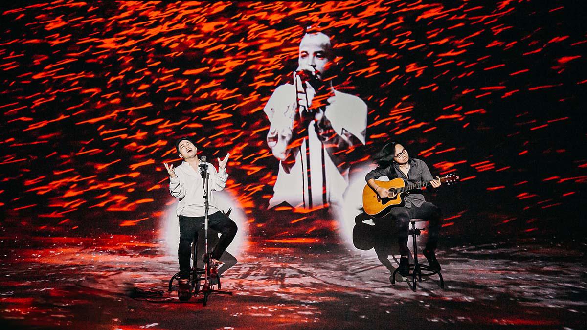 Xúc động với MV ''Cơn mưa tháng 5' của Tùng Dương - Trần Lập - Tuấn Hùng   - Ảnh 3.