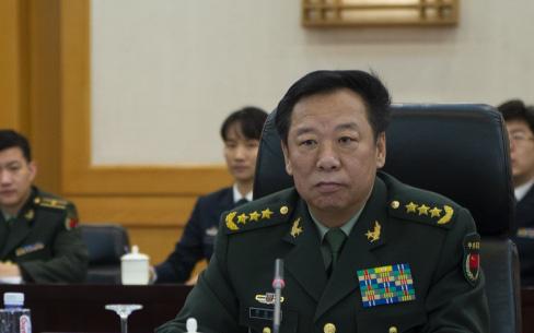 Tướng Trung Quốc tuyên bố rắn về Đài Loan