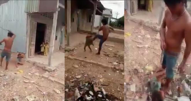 Điều tra nam thanh niên đánh đập tàn nhẫn con gái 6 tuổi ở Sóc Trăng - Ảnh 2.