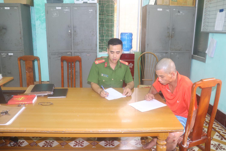 Quảng Ninh: Bắt giữ đối tượng nhiều lần trộm cắp xe kéo làm đồng - Ảnh 2.