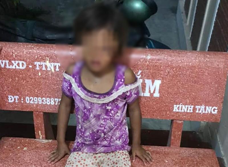 Gia cảnh khốn cùng của bé 6 tuổi bị cha bạo hành ở Sóc Trăng - Ảnh 3.