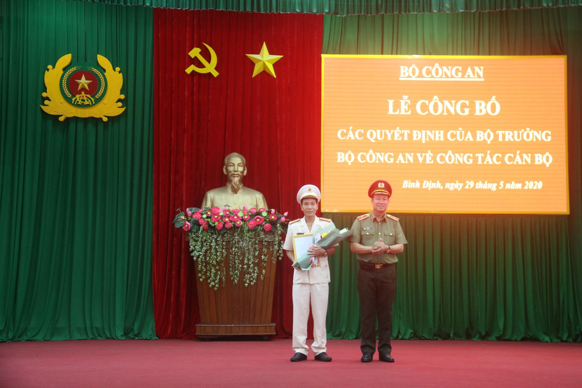 Tân Giám đốc Công an tỉnh Bình Định là ai? - Ảnh 1.