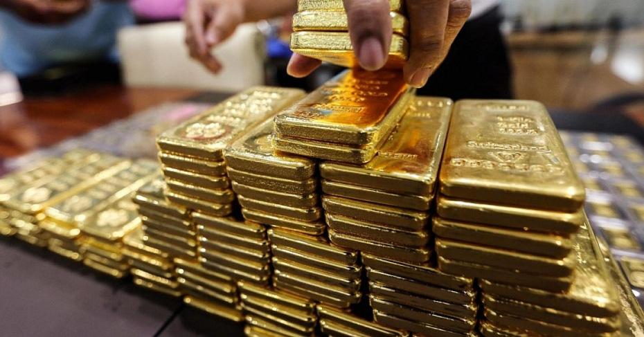 Giá vàng hôm nay 31/5: Căng thẳng Trung - Mỹ đẩy giá vàng lên cao - Ảnh 1.