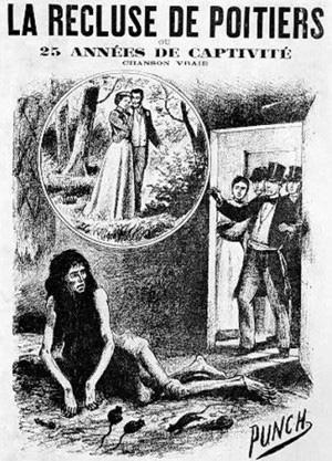 """Trái ý mẹ, tiểu thư nhà giàu bị nhốt 25 năm thành """"xác khô"""" - Ảnh 1."""