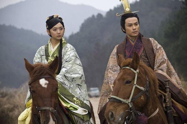 Đệ nhất mỹ nhân khiến hoàng đế Trung Quốc tự sát, mất giang sơn - Ảnh 3.