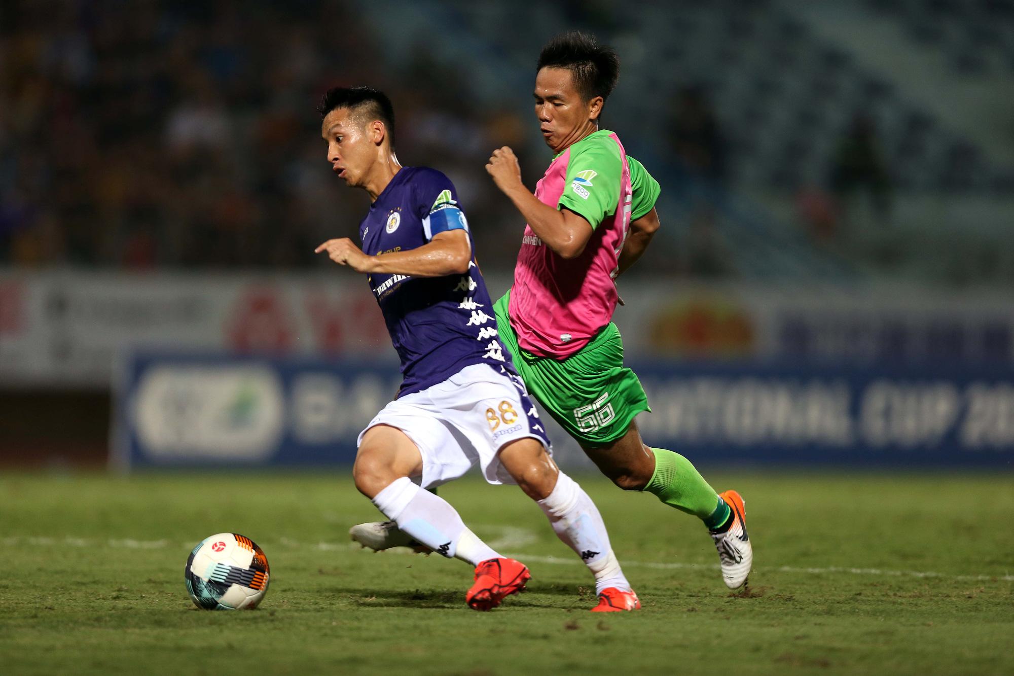 Thua thuyết phục Hà Nội FC, HLV Đồng Tháp vẫn nói cứng! - Ảnh 2.