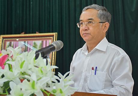 Bộ Chính trị điều động ông Dương Văn Trang làm Bí thư Tỉnh ủy Kon Tum thay ông Nguyễn Văn Hùng   - Ảnh 1.