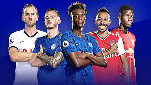 Ngoại hạng Anh sẽ trở lại vào ngày 17/6.