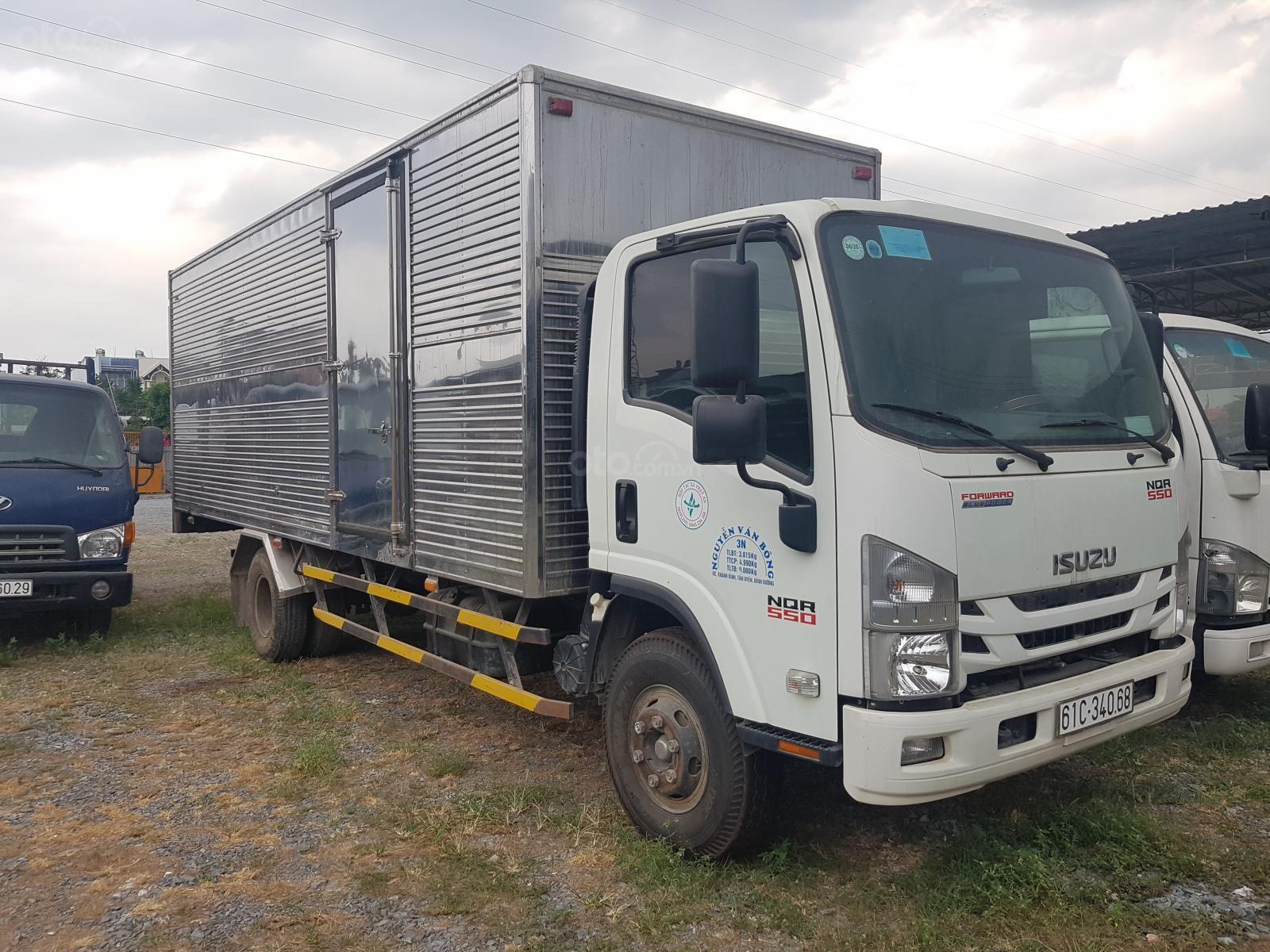 Ngân hàng thanh lý xe ô tô tải, xe khách giá rẻ chỉ từ 58 triệu đồng/chiếc - Ảnh 1.