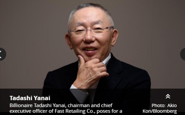 Ông chủ Uniqlo dẫn đầu danh sách tỷ phú giàu nhất Nhật Bản năm 2020 - Ảnh 3.