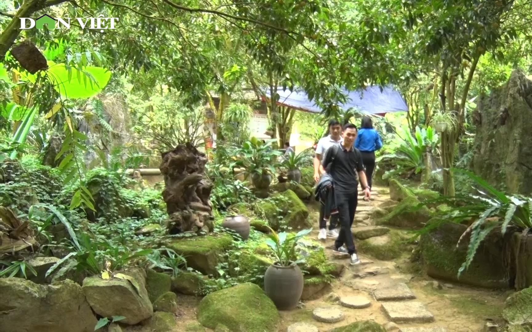 Mô hình du lịch nông sản ở Lạng Sơn: Đem lại tiền tỷ cho nông dân