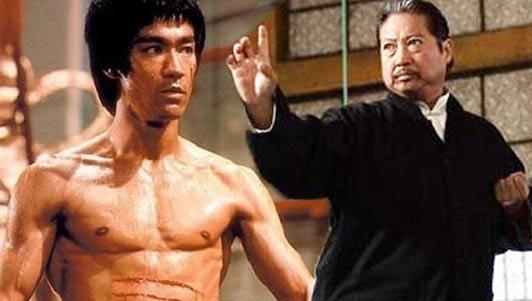 Hồng Kim Bảo nhận cái kết đắng vì dám thách đấu Lý Tiểu Long - Ảnh 1.