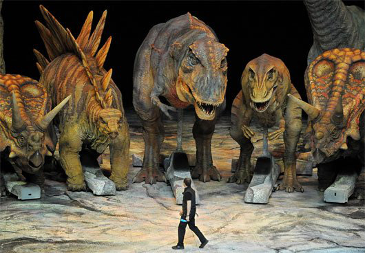 Giải mã bí ẩn về máu của khủng long - Ảnh 1.