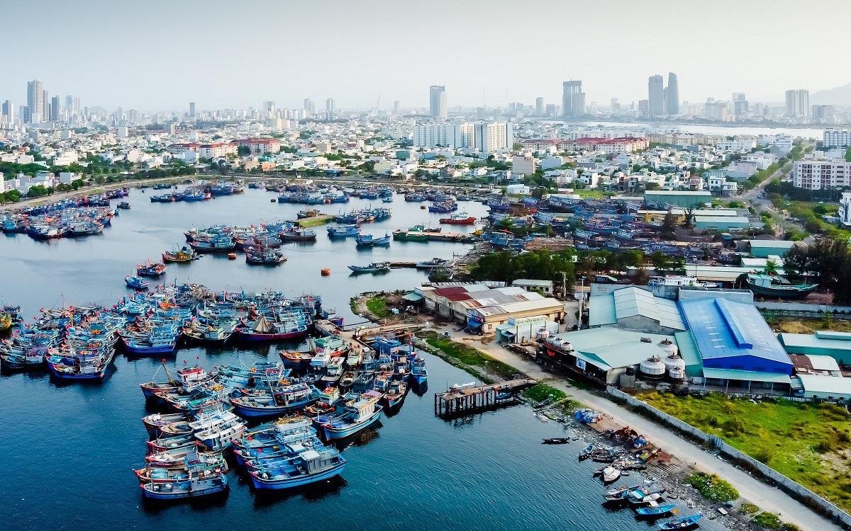 """""""Lao đao"""" vì đại dịch Covid-19, thu hút đầu tư Đà Nẵng vẫn tăng gần 600%"""