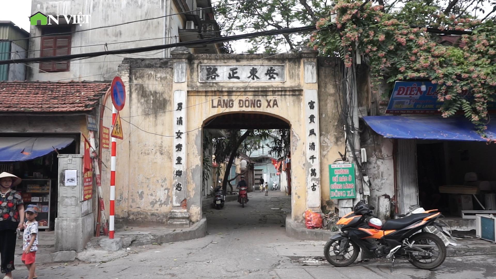 Ký ức cổng làng Việt, nơi lưu giữ những nét đẹp văn hóa