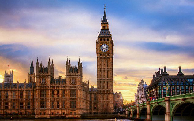 """12 điều thú vị có thể """"bạn đã biết"""" về tháp đồng hồ Big Ben"""