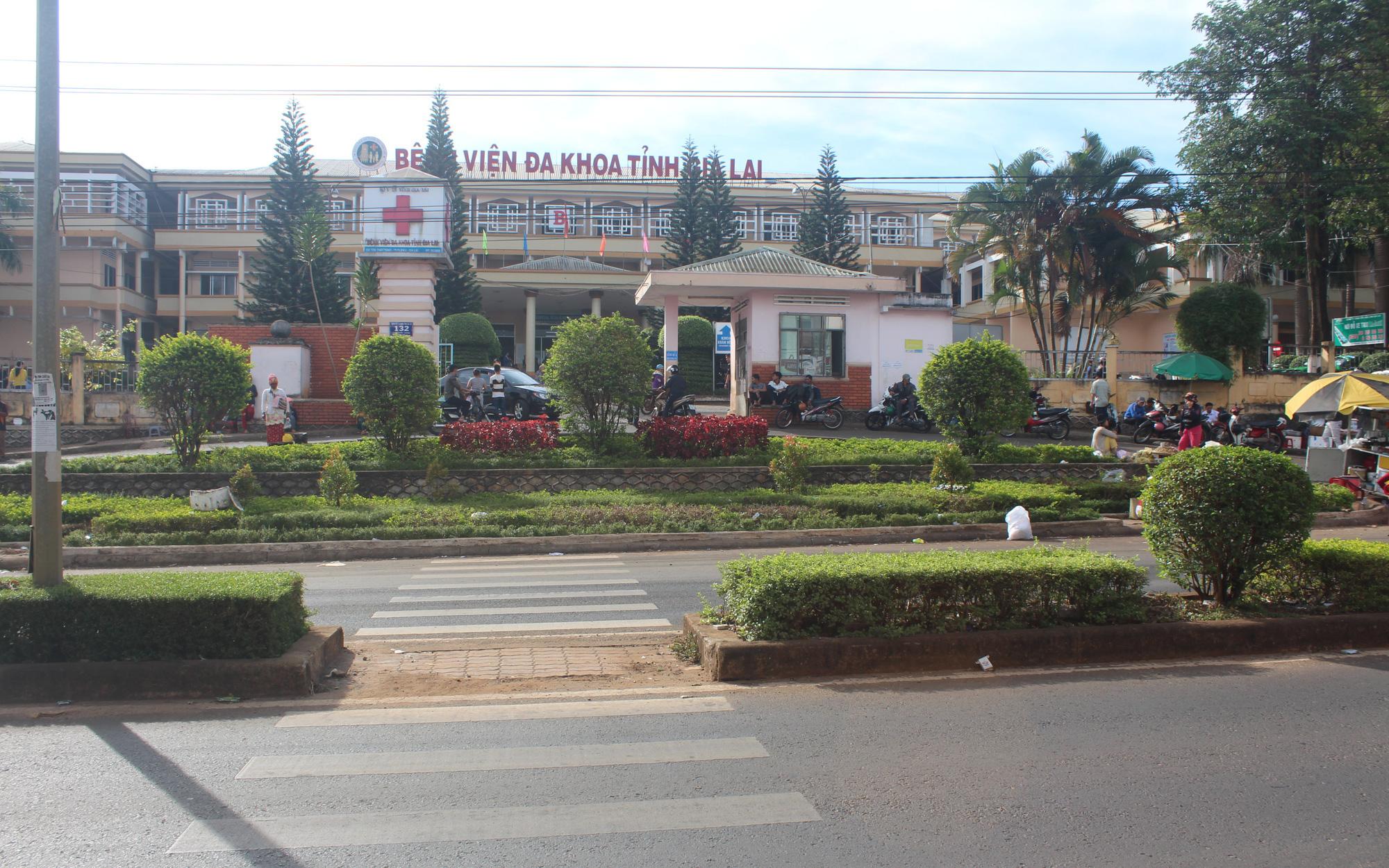 Xử lý vụ sai phạm tiền tỷ tại Bệnh viện đa khoa tỉnh Gia Lai