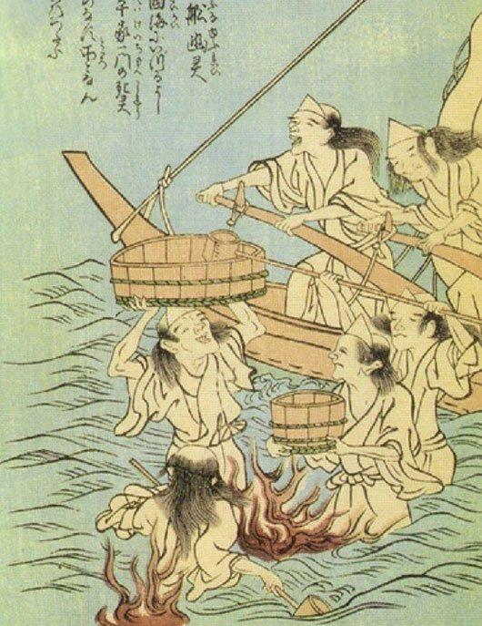"""Linh hồn ma quỷ """"chết trôi"""" trong văn hóa Nhật Bản - Ảnh 3."""