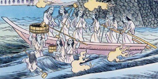 """Linh hồn ma quỷ """"chết trôi"""" trong văn hóa Nhật Bản - Ảnh 4."""