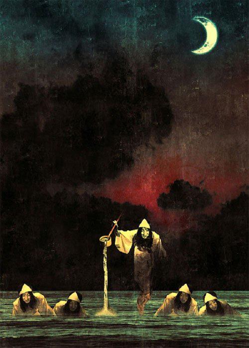 """Linh hồn ma quỷ """"chết trôi"""" trong văn hóa Nhật Bản - Ảnh 6."""