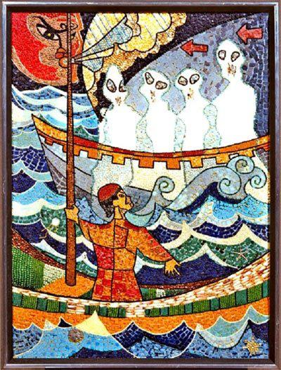 """Linh hồn ma quỷ """"chết trôi"""" trong văn hóa Nhật Bản - Ảnh 7."""