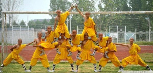 """""""Đội bóng Thiếu Lâm"""": Bóng đá tuyệt mỹ và ảo tưởng của Trung Quốc - Ảnh 4."""