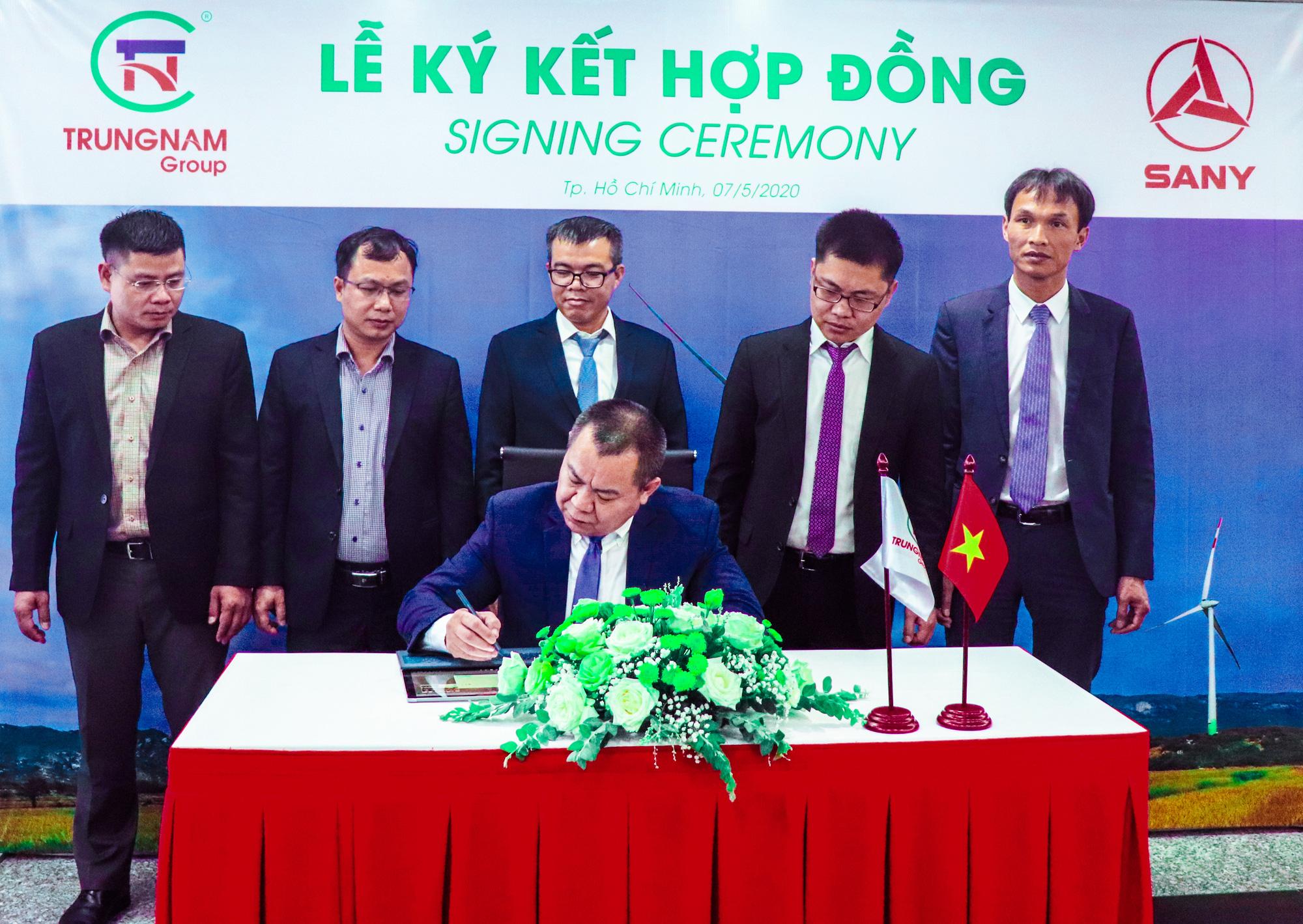 Trungnam Group chi 67 triệu USD mua thiết bị cho dự án năng lượng sạch  - Ảnh 1.