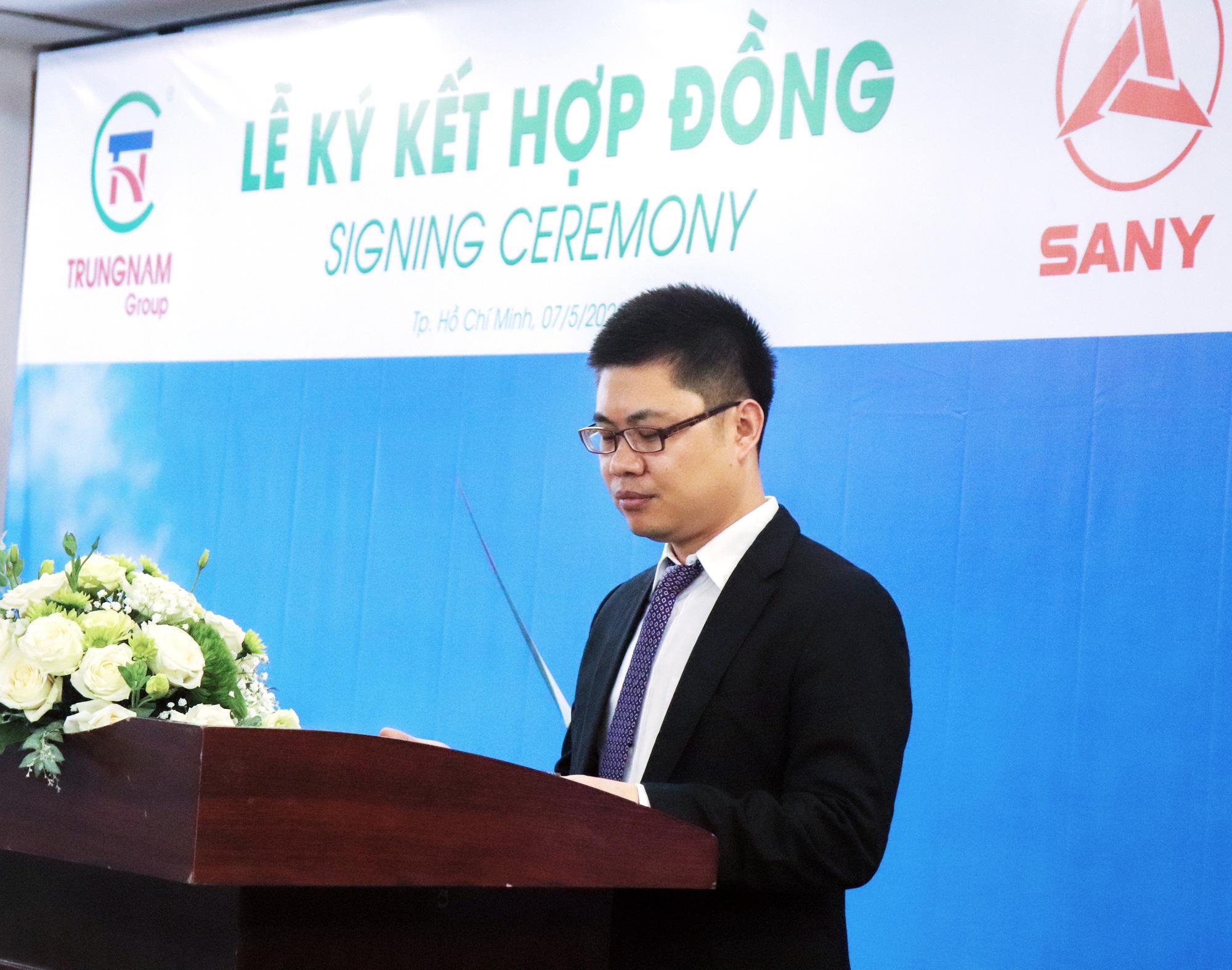 Trungnam Group chi 67 triệu USD mua thiết bị cho dự án năng lượng sạch  - Ảnh 2.