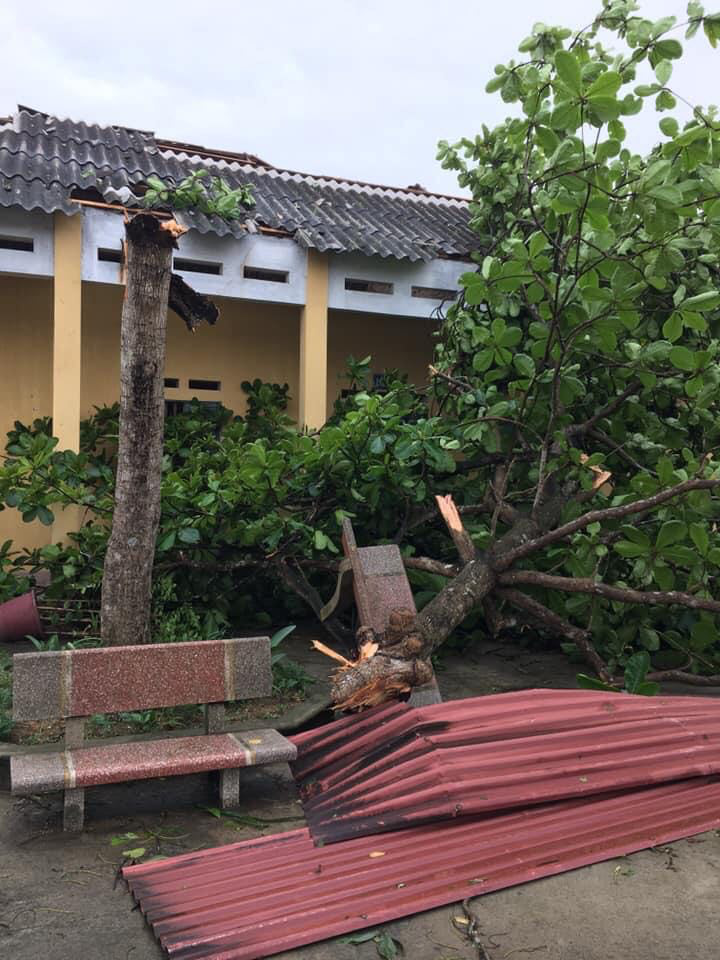 Thái Nguyên: mưa lớn, giông lốc làm hàng nghìn ngôi nhà tốc mái, thiệt hại 21,8 tỷ đồng - Ảnh 6.