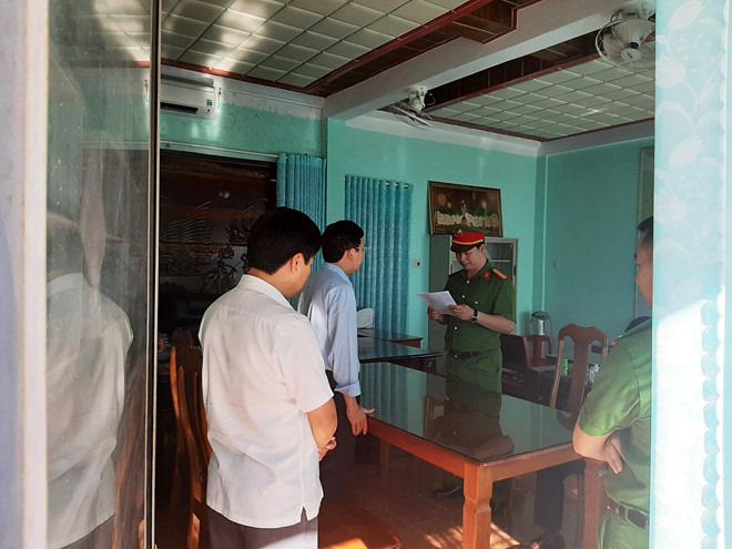 Công an tỉnh làm việc với Trưởng ban Dân vận Tỉnh ủy Gia Lai - Ảnh 2.