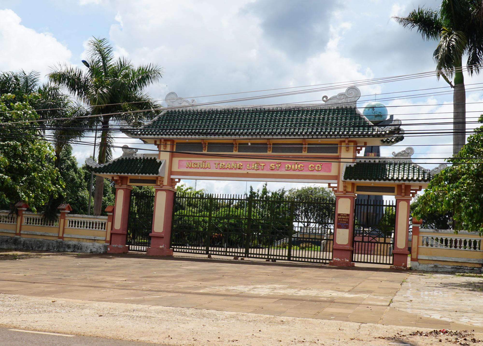 Công an tỉnh làm việc với Trưởng ban Dân vận Tỉnh ủy Gia Lai - Ảnh 1.
