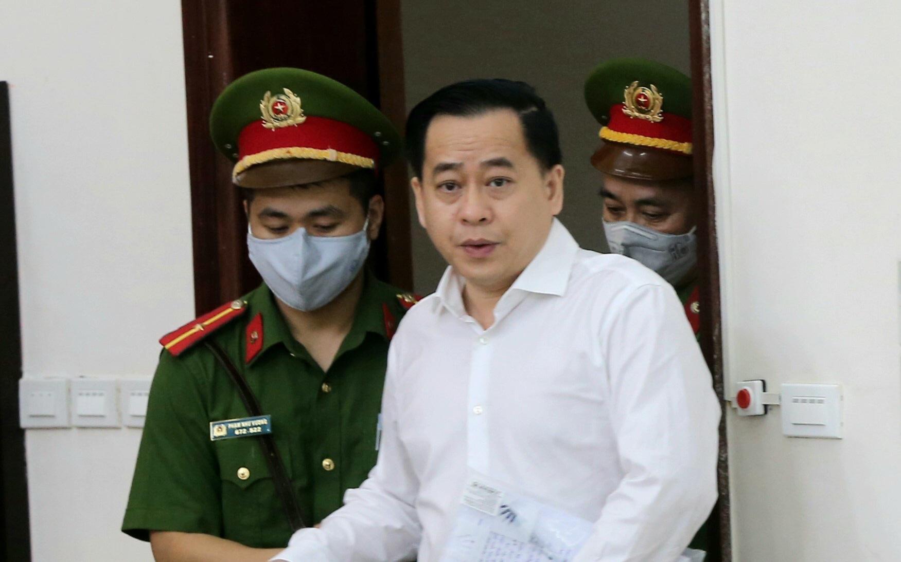 Phan Văn Anh Vũ nói bị giam cầm oan ức