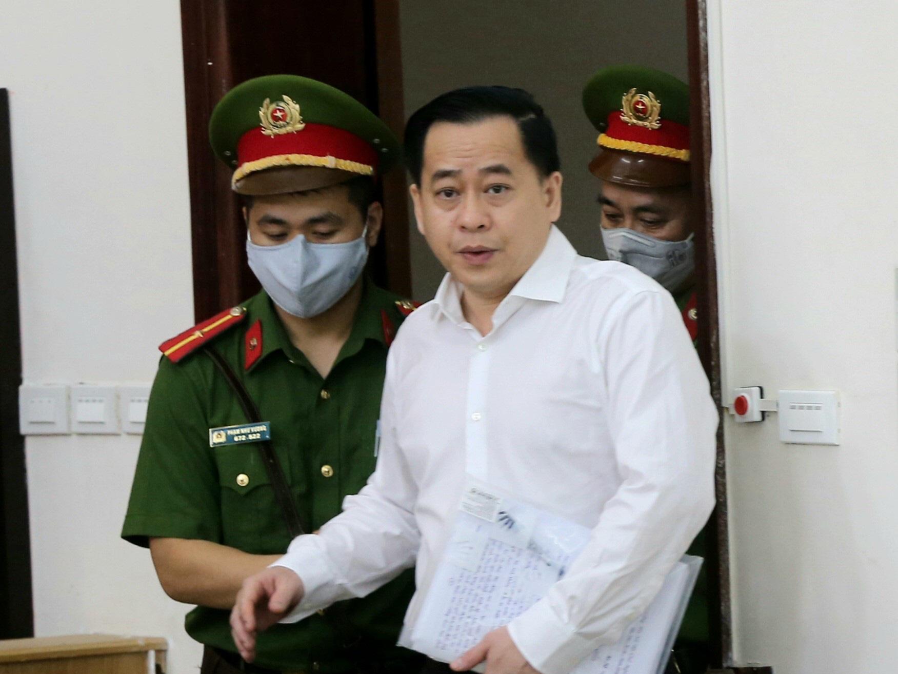 """Phan Văn Anh Vũ nói bị """"giam cầm oan ức""""? - Ảnh 1."""
