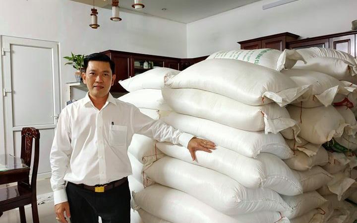 TP.HCM: Mua 10 tấn gạo ủng hộ người nghèo, bị tráo hàng chất lượng kém