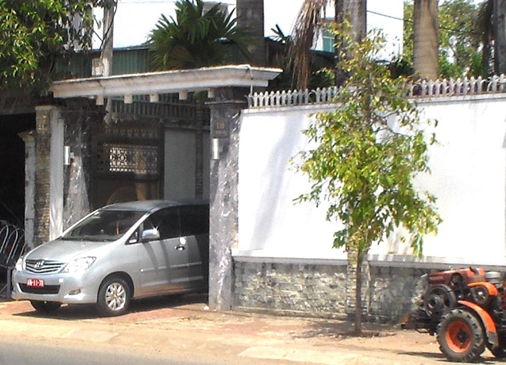 Rà soát đất đai, nhà cửa cựu Đại tá quân đội Phạm Văn Giang - Ảnh 1.