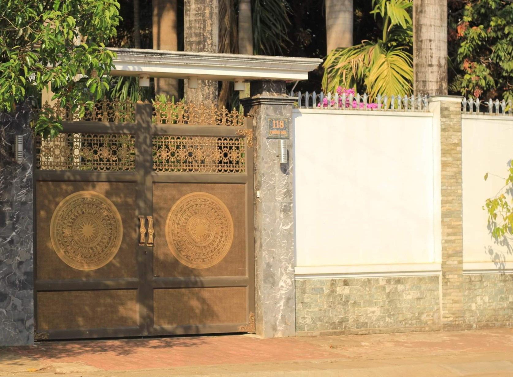 Rà soát đất đai, nhà cửa cựu Đại tá quân đội Phạm Văn Giang - Ảnh 2.