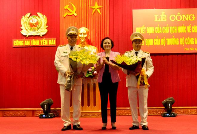 Phó Tư lệnh Bộ Tư lệnh Cảnh vệ làm Giám đốc Công an Yên Bái thay Tướng Đặng Trần Chiêu - Ảnh 1.