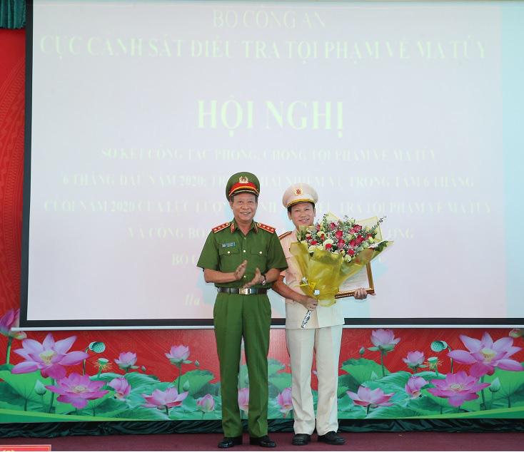 Phó Giám đốc Công an Hà Nội làm Cục trưởng Cục Cảnh sát điều tra tội phạm về ma túy, thay Tướng Phạm Văn Các - Ảnh 2.