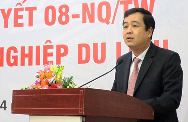 Ông Ngô Đông Hải được bầu làm Bí thư Tỉnh ủy Thái Bình thay ông Nguyễn Hồng Diên - Ảnh 1.