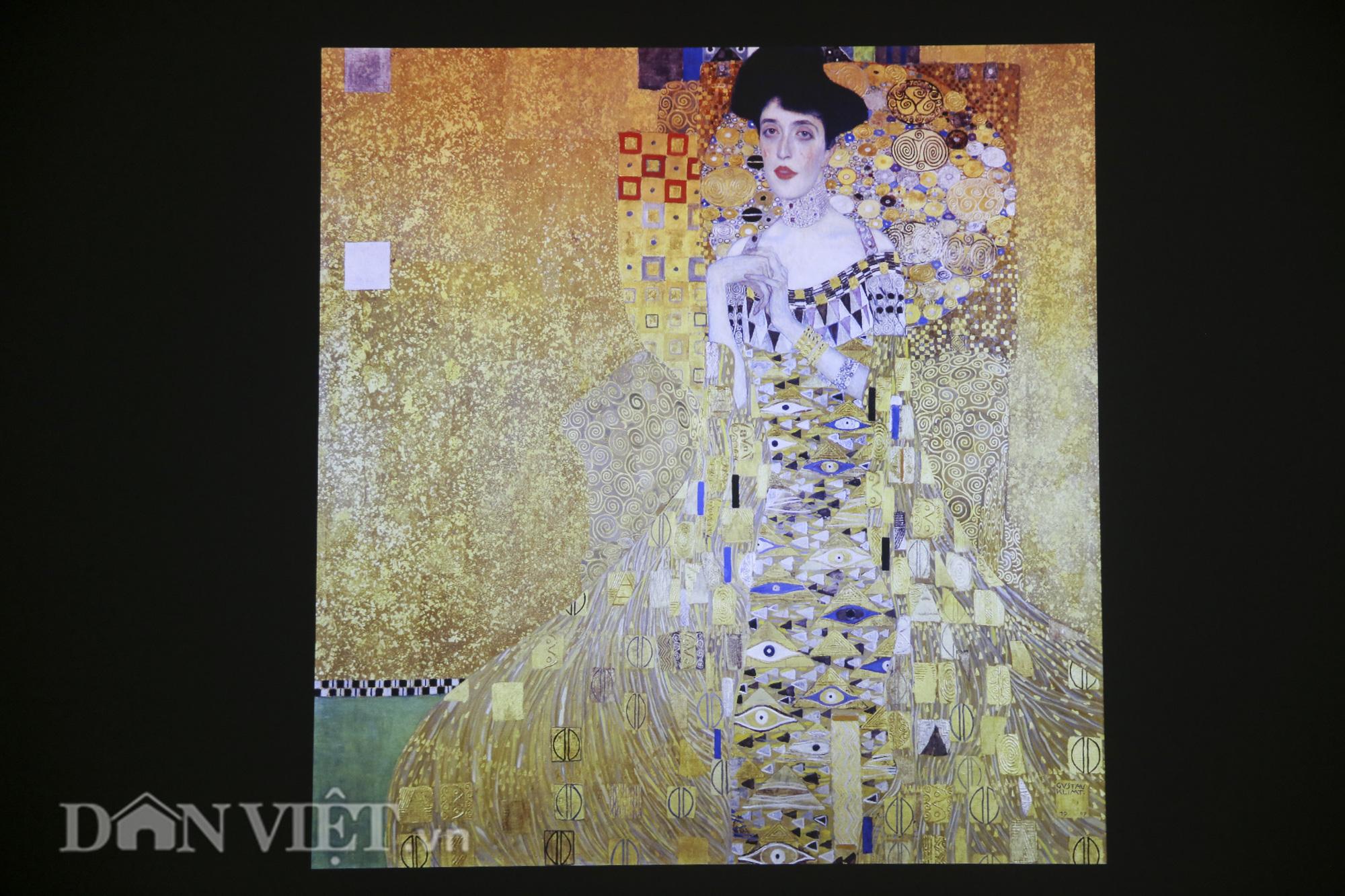 Chiêm ngưỡng những kiệt tác hội họa trăm năm, giá trăm triệu USD tại Hà Nội - Ảnh 11.