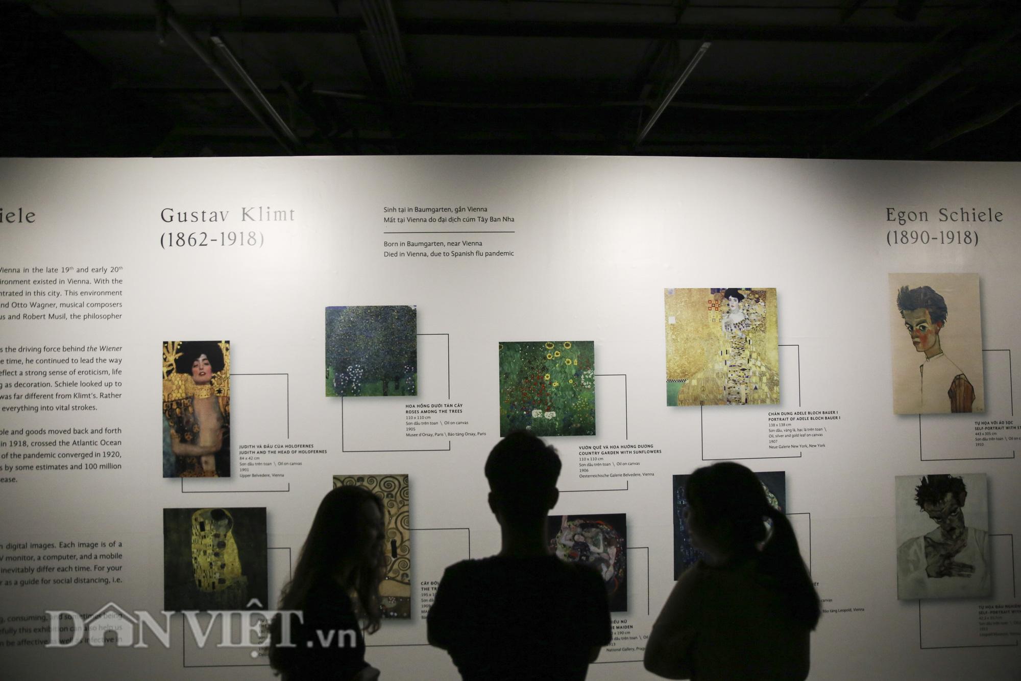 Chiêm ngưỡng những kiệt tác hội họa trăm năm, giá trăm triệu USD tại Hà Nội - Ảnh 2.