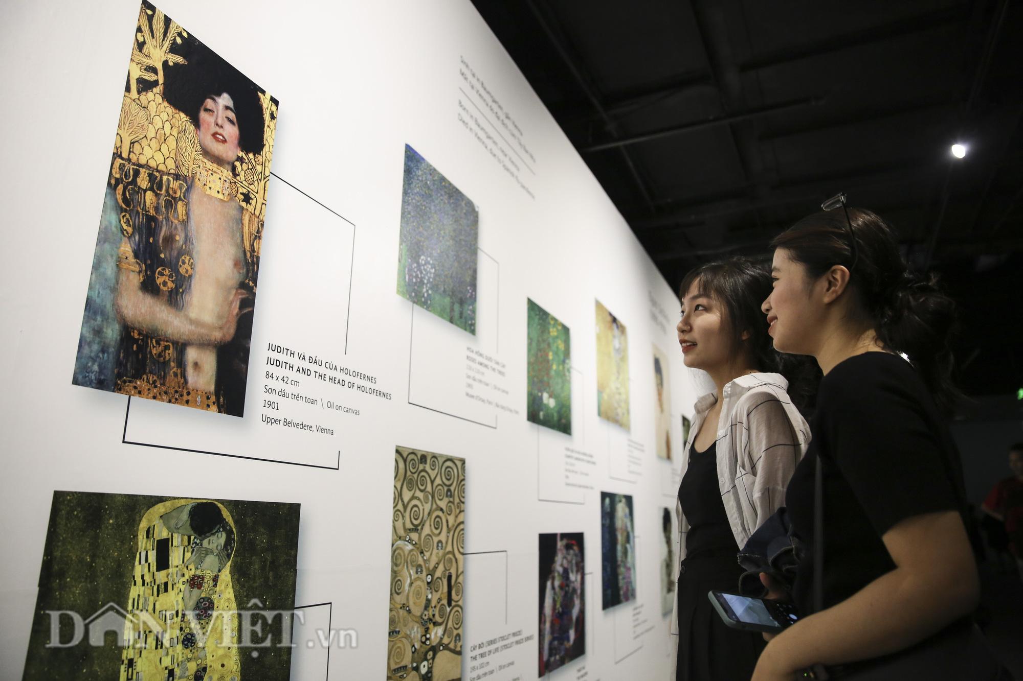 Chiêm ngưỡng những kiệt tác hội họa trăm năm, giá trăm triệu USD tại Hà Nội - Ảnh 3.
