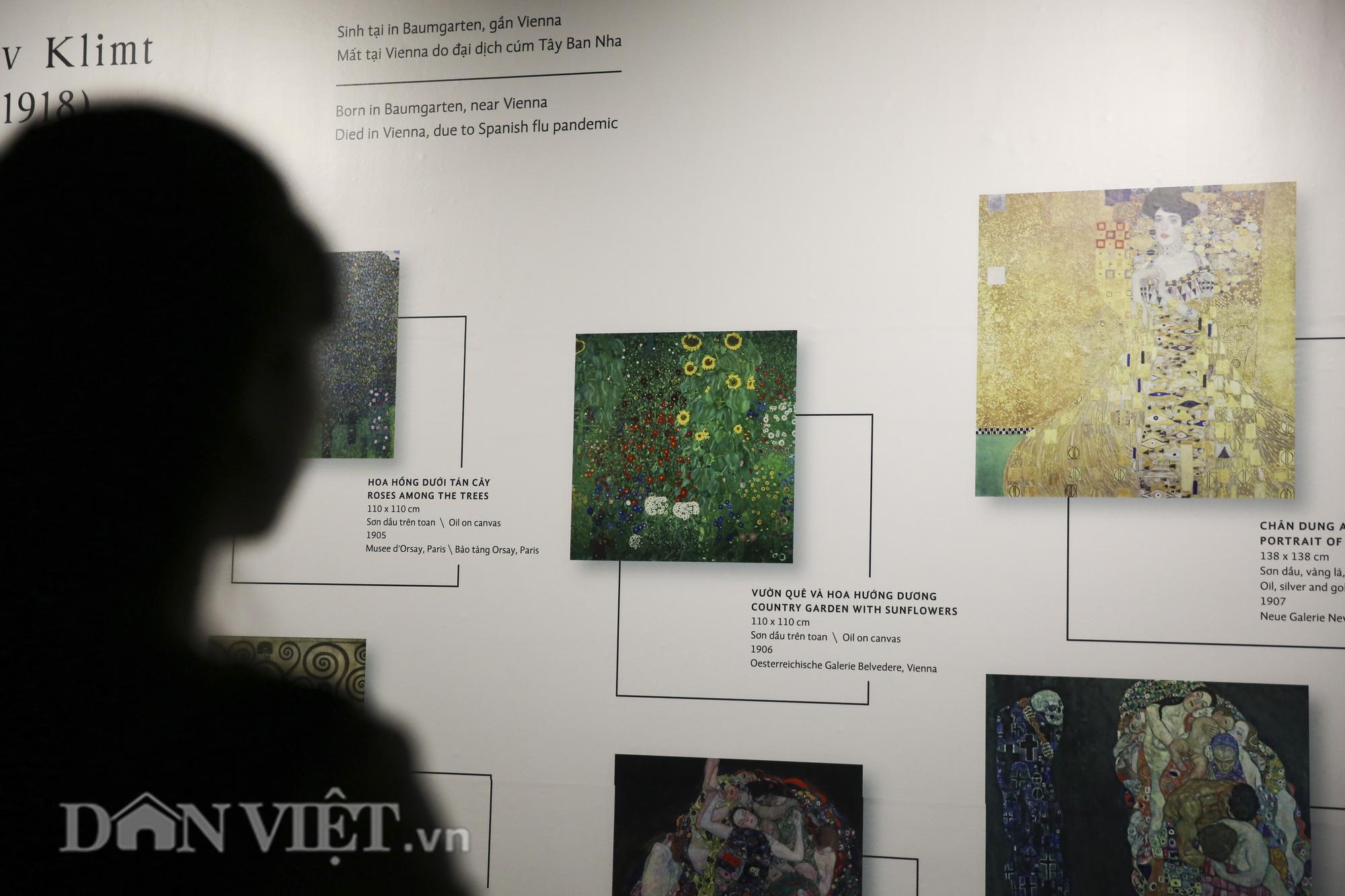 Chiêm ngưỡng những kiệt tác hội họa trăm năm, giá trăm triệu USD tại Hà Nội - Ảnh 7.