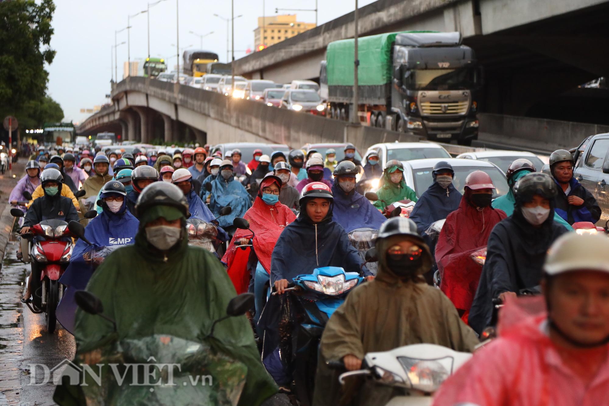 Hà Nội giảm 10 độ sau cơn mưa vàng - Ảnh 7.