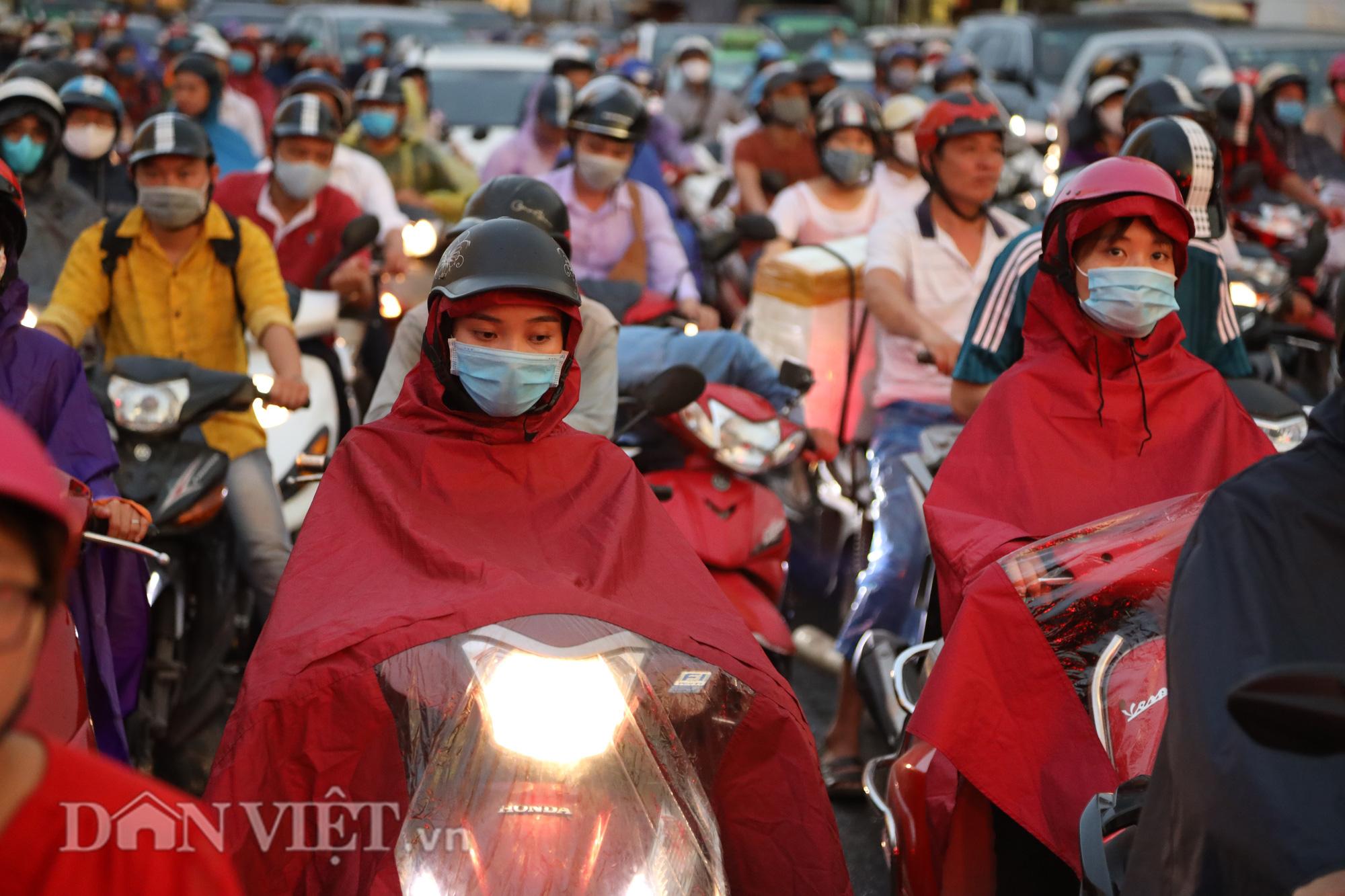 Hà Nội giảm 10 độ sau cơn mưa vàng - Ảnh 9.