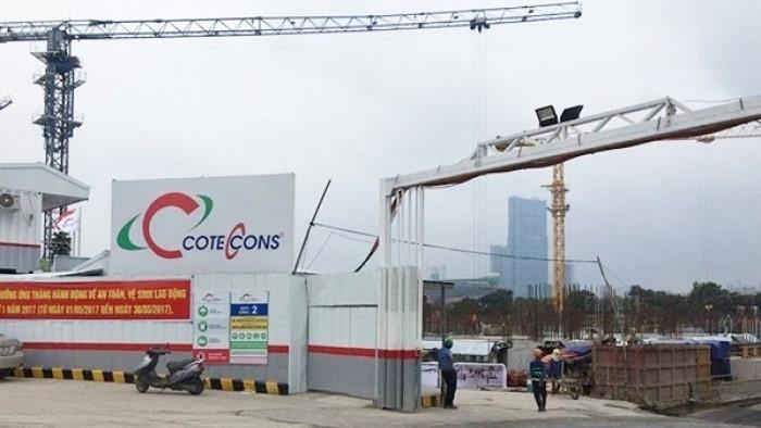 Coteccons hiện đang thi công nhiều công trình lớn