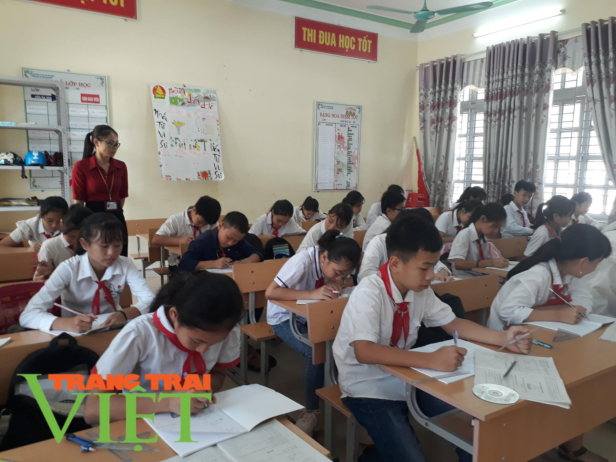 Nhiều giải pháp nâng cao chất lượng giáo dục ở Nậm Nhùn   - Ảnh 4.